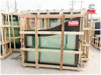 Zonda,ankai bus, Higer Yutong Bus DongFeng Bus, rear windshield glass manufactory