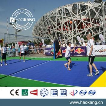 PP Removable Portable Interlocking Sports Multi-Function Flooring