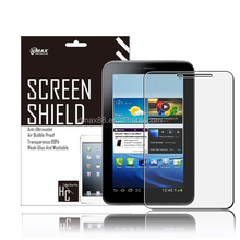 7inch Tablet Pc screen guard for P3100 / samsung galaxy tab 2 oem/odm (Anti-Glare)