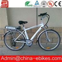 High quality 36v 10Ah lithium battery bicicleta eletrica(JSE36)