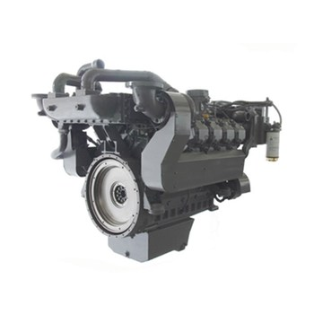 382KW Air-cooled Huachai HC8V520/18C marine diesel engine
