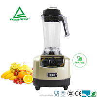 Alibaba China Manufacture High Power Professional Kitchen Home Electrical Appliance Smoothie High Performance industrial blender