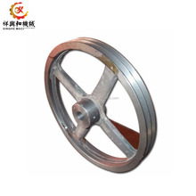 Custom casting foundry 42crmo4 carbon steel industry wheel steel wheels