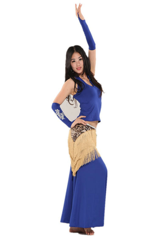 SWEGAL SGBDT131168 7colors royalblue lady sexy princess mysterious lovely fashion women belly dance dress