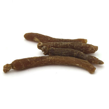 Traditional Chinese Medicinal Herb Radix Ginseng Rubra Hong Shen Red Ginseng Root