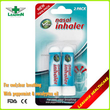 OEM medical vapor nasal inhaler sticks for easy breath