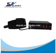 100W Police Car Siren for emergency 1 year wattanty DC 12V