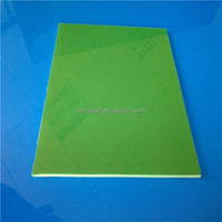 TPU plastic sheet for cars part thermoforming