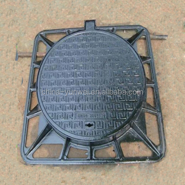Customized Chinese Non-standard Plastic Water Meter Box Manhole Cover