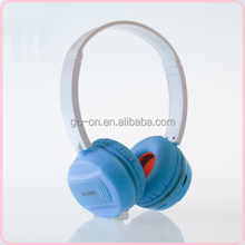 Best quality bluetooth stereo headphone with microphone for mobilphone