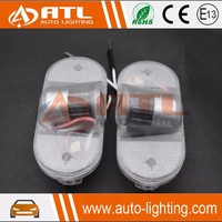 Wholesale dimension same as original car welcome light projection logo