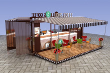 Australia, UK, US hot sale coffee kiosks for sale