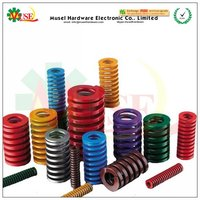 Good Price Various Color Plastic Coil Spring for Sales