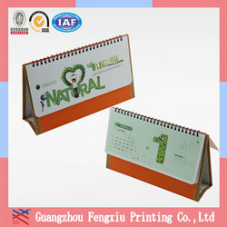 High Fashion Wholesale 2014 Chinese Printing Daily Desk Calendar