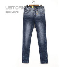 comfortable jeans high quality smart denim jeans new style skinny jeans hot sale in China