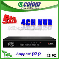 Net 4CH NVR security camera system,new products dvr fuho BE-6104