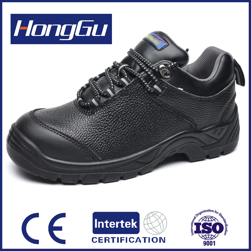 good price S3 EN345 steel toe inserts mining safety shoes for workers