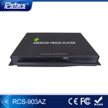 Android tv box full hd media player 1080p;android media player box with WIFI function(RCS-903AZ)