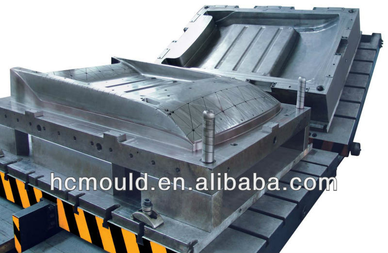 Famous FRP mould manufacture car roof molding