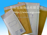 Kraft bubble mailers, Self adhesive kraft bubble envelopes with custom logo