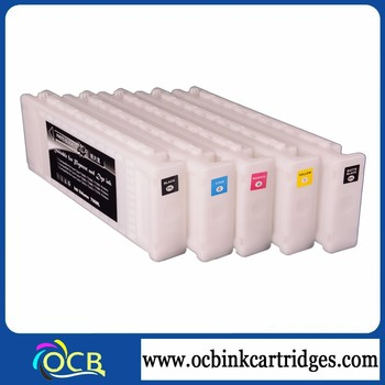 T5000 Ink Cartridge For Epson T3000 T5000 T7000 T3200 T5200 Compatible Ink Cartridge