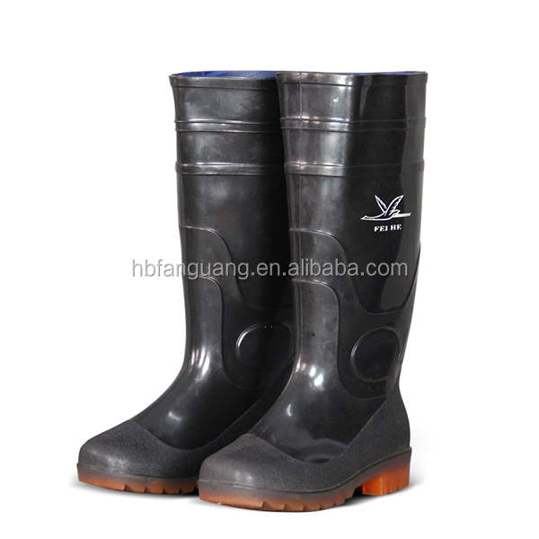 PVC rain <strong>boots</strong>