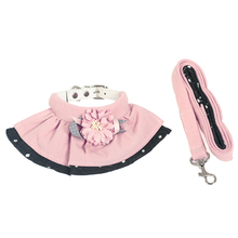 Pet Cat Walking Harness and Leash Clothes Small Puppy Harness Vest beautiful Jacket 5 styles