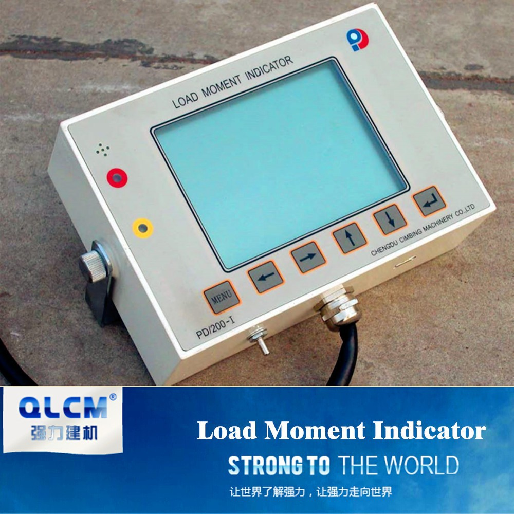 Load Moment Indicator/Tower crane Spare parts
