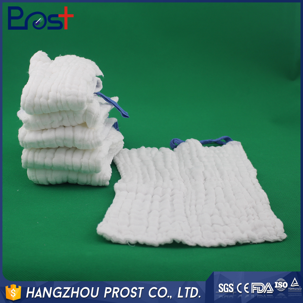 2017 High quality dental medical 100% medical grade absorbentcotton wool roll cotton roll