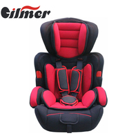 Thick Maretial Safety Portable ECER44/04 be suitable 9-36KG booster child car seat,safety baby car seat