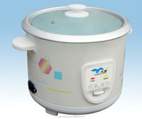 1.8L Special Offer Glass Lid Cylinder Rice Cooker Restaurant Rice