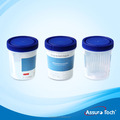 Drug of abuse urine rapid test cup
