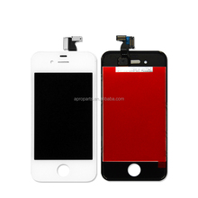 Top Quality LCD For iPhone 4 LCD Digitizer LCD Screen With 12 Months Warranty