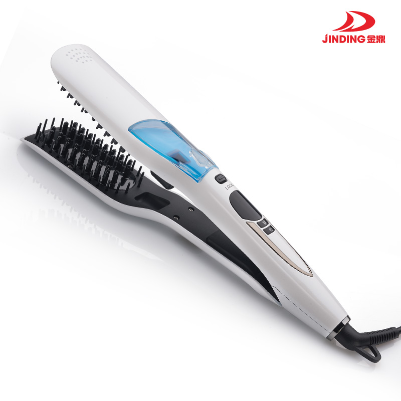 Steam Hair Straightening Brush/Steam Hair Straightener