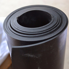 Custom 20mm thickness oil resistant anti-shock rubber sheets