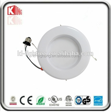 "5&6""Recessed Down Light 15W LED downlight with ETL energy star"