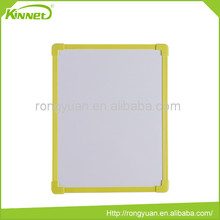 Study use plastic frame custom whiteboard paint to paint