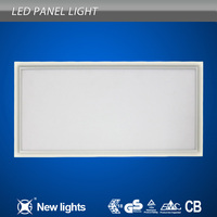 30W dimmable white LED suspended ceiling light panel