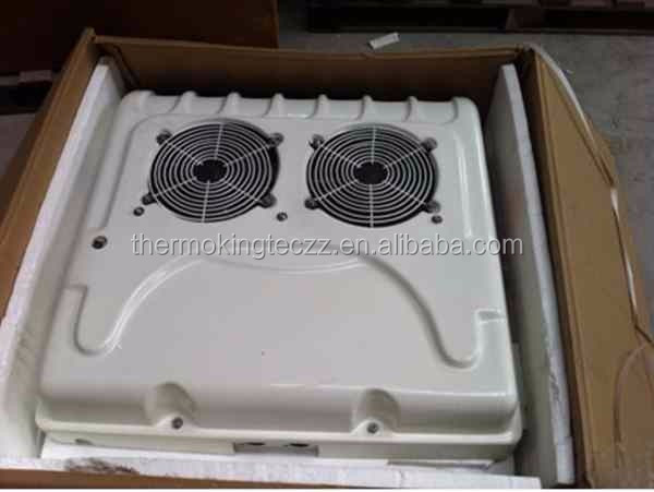 5.5KW Rooftop Engine driven truck tractor cab air conditioner