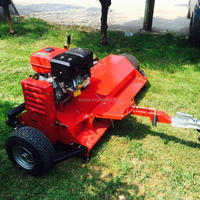 CE approved high performance gasoline lawn mower for ATV