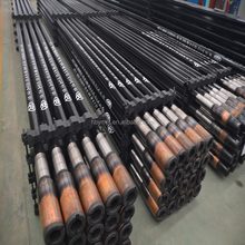Drill pipe for rotary hammer drill
