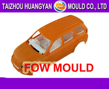 2014 perfect plastic injection ABS car model mould