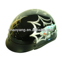 Summer Helmet Half Face Helmet DOT standard lizard Decal