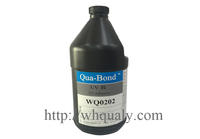 Glass/metal and Plastic Bonding WQ3106 UV light cure adhesive