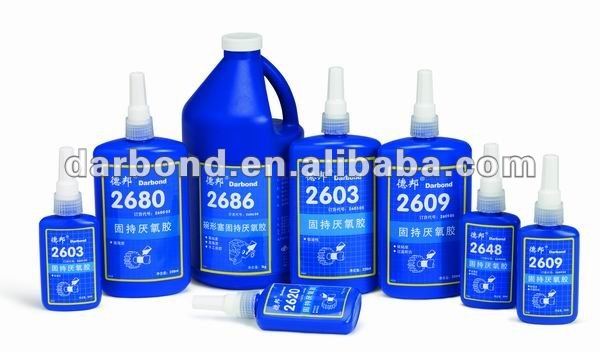 Maximum Strength Retaining Compound/Adhesive/Sealant