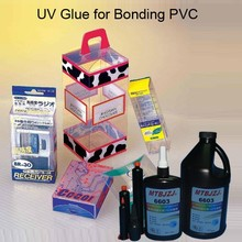 UV Glue for Plastic