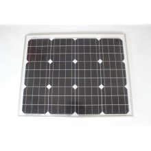 50w MonoCrystalline mini solar panel Sun power PV Modules for Street Light