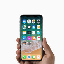 Mobile Phone Tempered Glass Film Screen Protectors for iPhone X