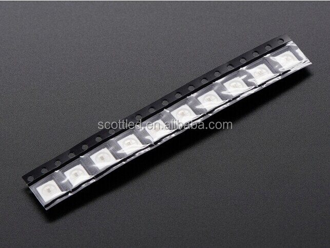 Programmable 0.10USD PCS WS2812b Led Strip Display;5050 RGB SMD Chip;Led Strip 5050 RGB With WS2811