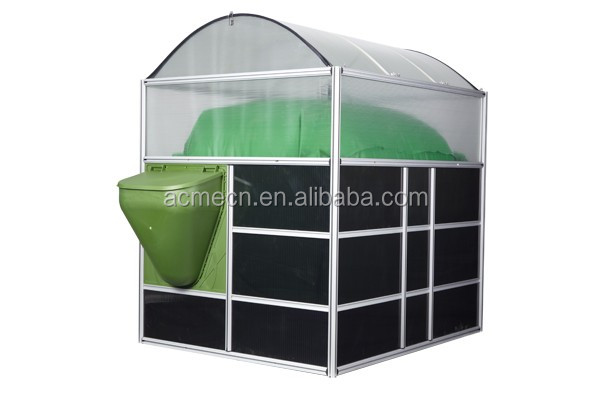 Hot Sale 5CBM ACME New Portable Assembly Biogas Septic Tank